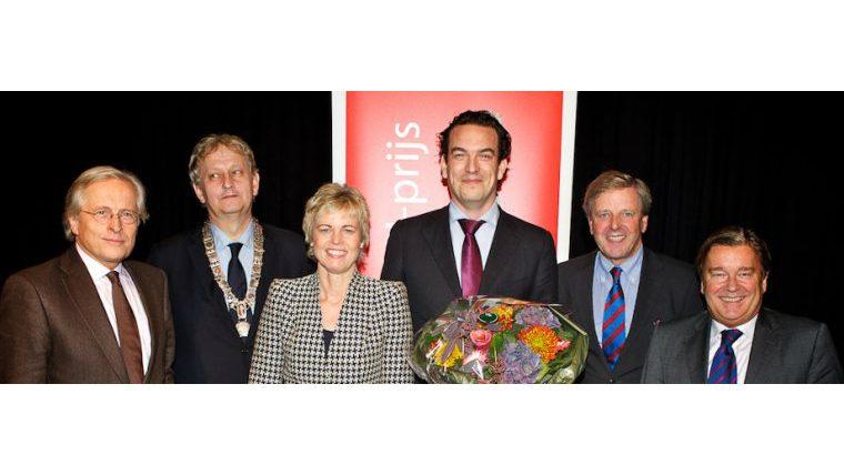 THNK co-founder Bas Verhart wins IJ-prijs 2010