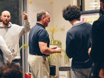 Practicing what we preach: Growing the THNK program
