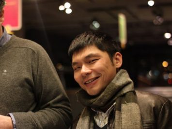 Jason Hsu on his THNK experience