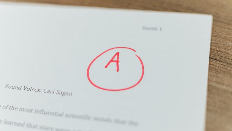 grades are bad