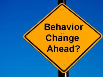 A surprising way to change behavior