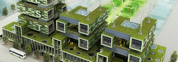 Big City Living Redesigned Sustainably