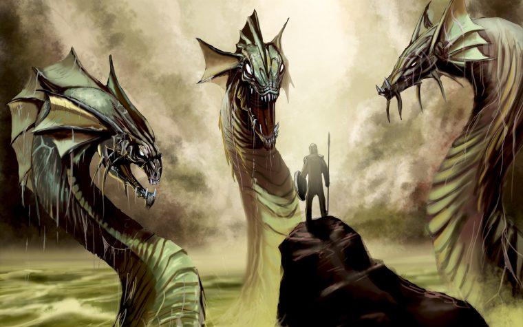 Creative leadership: slaying the four-headed Hydra