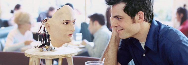 David Hanson brings robots to life