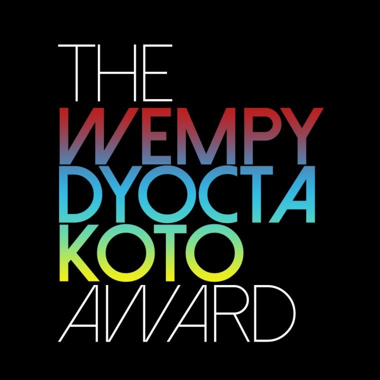 "Ready To Be Extraordinary: ""The Wempy Dyocta Koto Award"""