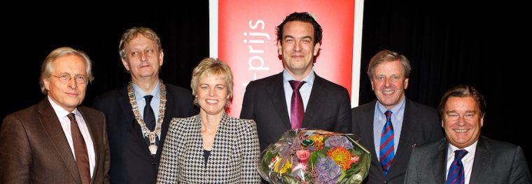 THNK Founder Bas Verhart wins IJ-prijs 2010