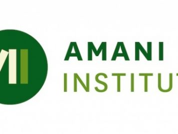 THNKers gathering at the Amani Institute in Nairobi
