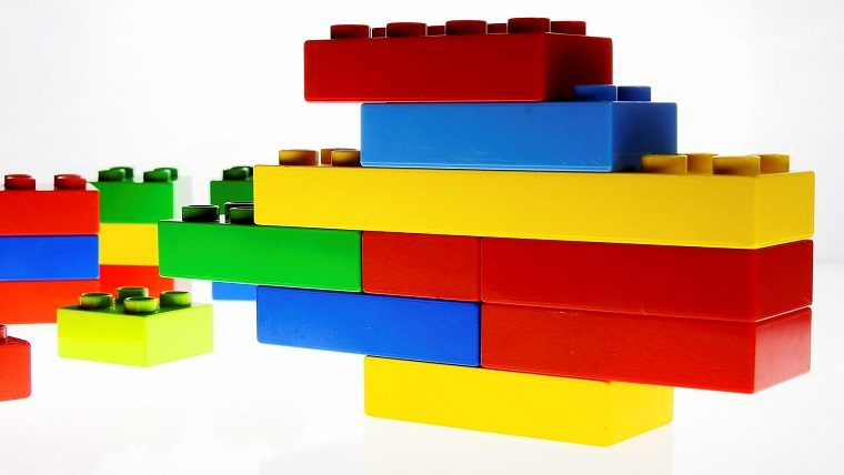 It's all about the brick: LEGO's modular system