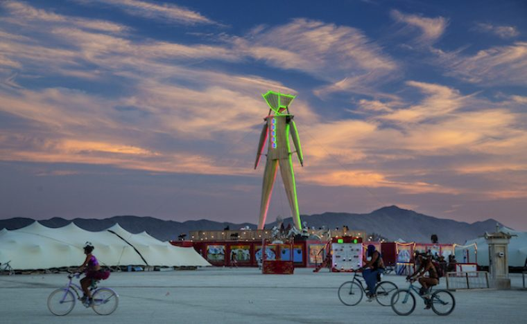 Letting go to go farther: Lessons from Burning Man CEO Marian Goodell