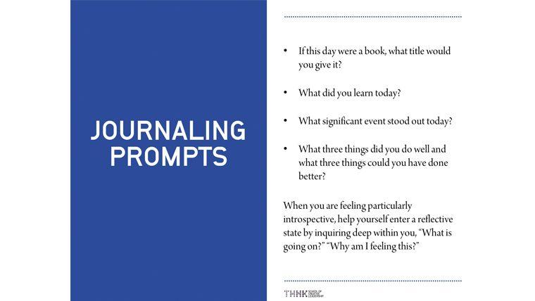Journaling 7