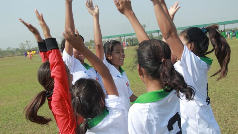 Football as a powerful tool for social change 1