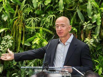 Mr. Bezos, do you hear the call for creative leadership?