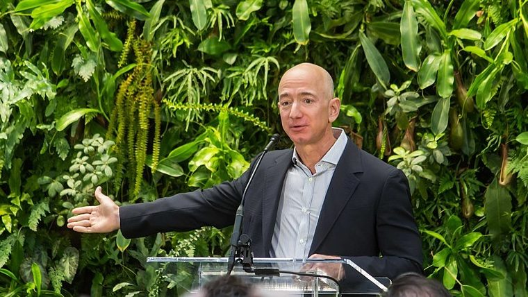 Mr. Bezos, do you hear the call for creative leadership?