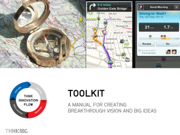 THNK INNOVATION FLOW TOOLKIT