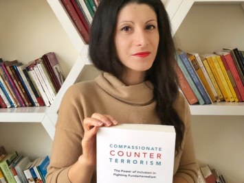 Compassionate Counterterrorism: Q&A with author Leena Al Olaimy