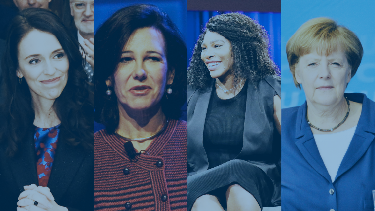 What can we learn from the most powerful women in the world?