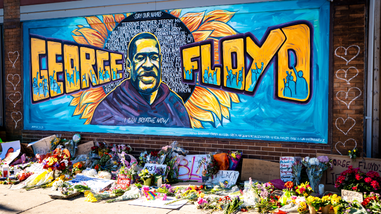 How can we make real change? Reflecting a year after George Floyd's death